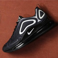 "Nike Air Max 720 ""Black White"" - Best Deal Online"