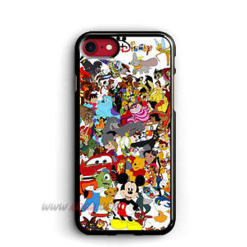 Disney Cartoon iphone Cases All Character Samsung Galaxy Phone Cases ipod cover