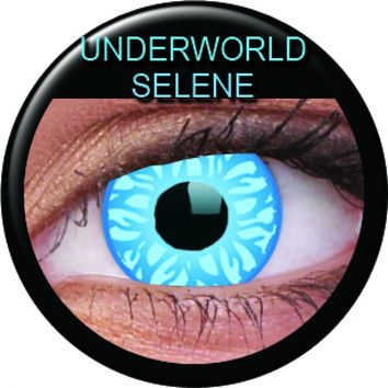ColourVue Underworld Selene Coloured Contacts