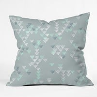 Mareike Boehmer My Favorite Pattern 5 Throw Pillow