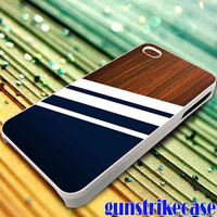 Wooden Navy for iPhone, iPod, Samsung Galaxy, HTC One, Nexus **