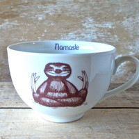 Sloth Tea/coffee cup