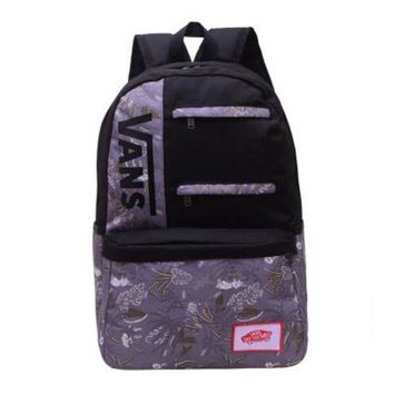 DCCKN6V Vans Trending Fashion Sport Laptop Bag Shoulder School Bag Backpack G-A30-XBSJ
