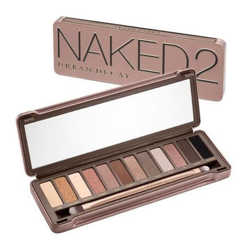 [Give Away] Urban Decay Palette NAKED 2  Eye Shadow with Brush.
