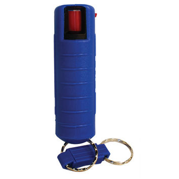 Blue Pepper Shot Pepper Spray with Hard Case