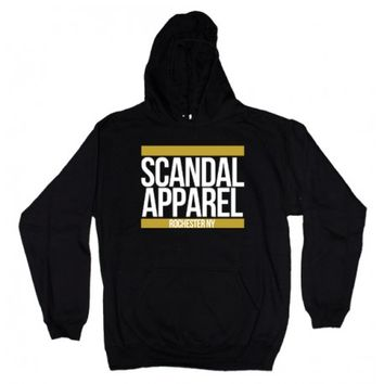 Basic Text Hoodie - Scandal Apparel - Rochester NY