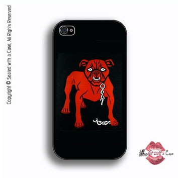 Red Bulldog - iPhone 4 Case, iPhone 4s Case and iPhone 5 case