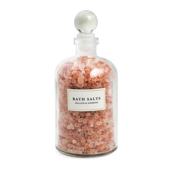 Pink Himalayan Bath Salts, 18 oz. - New Arrivals - Catbird