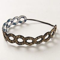 Loop-Link Headband by Anthropologie