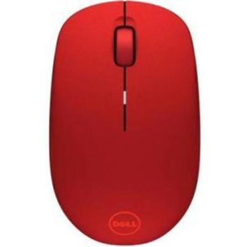 Wm126 Wireless Mouse Red