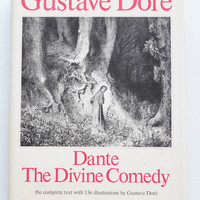 Dante : The Divine Comedy Translated by The Rev. Francis Cary with 136 illustrations by Gustave Dore