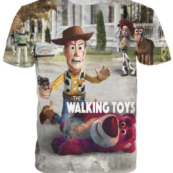 The Walking Toys Season 5 T-Shirt
