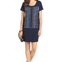 Owen Sugar Stud Embellished Dress