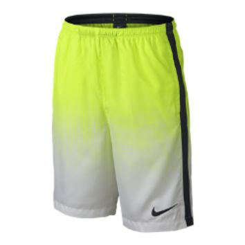 Nike GPX Strike Premium Longer Woven 2 Kids' Soccer Shorts Size XL (Yellow)