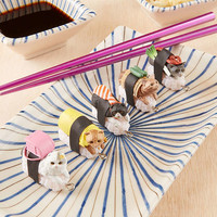 Sushi Cat Blind Box Figure | Urban Outfitters
