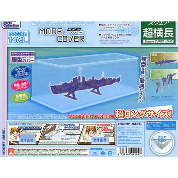 Model Cover (Square Super Long Type) : Base Color Clear