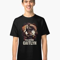 """League of Legends PULSEFIRE CAITLYN"" Unisex T-Shirt by Naumovski 