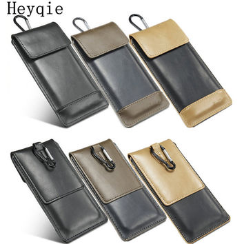 Universal PU Leather Wallet Phone Pouch Case For iPhone 6 6S 7 Plus Xiaomi Redmi Note 3 Pro Prime Special Edition Note 4 Case