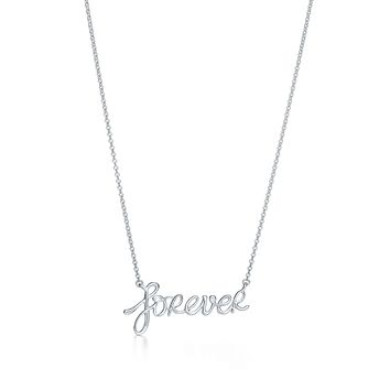 Tiffany & Co. - Paloma's Graffiti:Forever Pendant