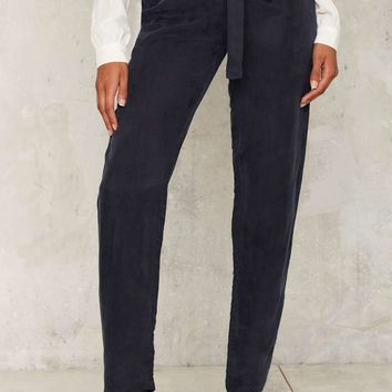San Fernando Valley Tapered Trouser