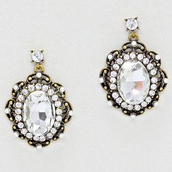 best great gatsby earrings products on wanelo