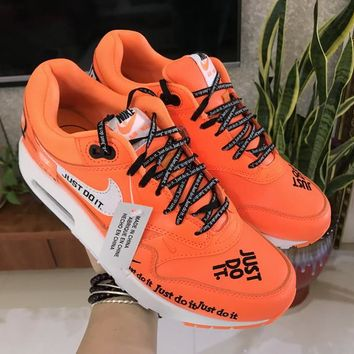 """Nike Air Max 1 """"Just do it"""" 917691-800"""
