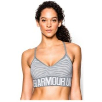 Under Armour Armour Low-Impact Seamless Bra - Women's at Lady Foot Locker