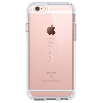 Speck 73685-5085 CandyShell Case for iPhone 6 Plus/6S Plus - Retail Packaging - Clear