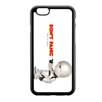 Hitchhikers Guide to the Galaxy Robot iPhone 6 Case