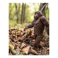 Bigfoot Letterhead | Sasquatche Crafts