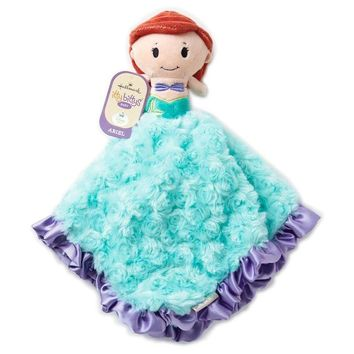 Disney Hallmark Itty Bittys Baby Lovey Ariel Plush New with Tags