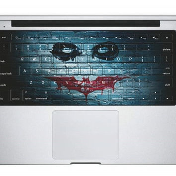 "JOEKR BATMAN Vinyl  Keyboard Stickers/Decal/Skin/cover for MacBook Retina 15.4"" ((Models: A1398)"