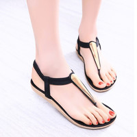 Fashion new 2014 summer shoes woman sandals women sandal for women  flip flops Wedges sandal Girl women pumps sandy beach