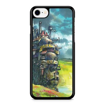 Howl S Moving Castle Iphone 8 Case