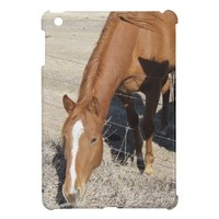 Brown Horse iPad Mini Case