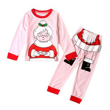 Toddler Holiday Pajamas
