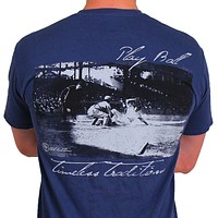 Timeless Traditions Baseball T-Shirt in Midnight Navy by State Traditions