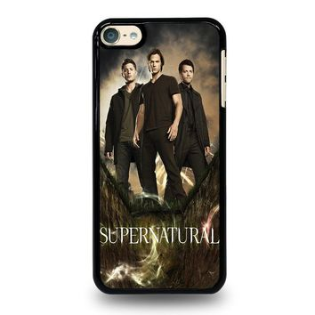 SUPERNATURAL iPod Touch 6 Case Cover