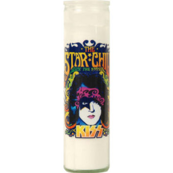 KISS The Star Child Candles & Holders - KISS - K - Artists/Groups - Rockabilia