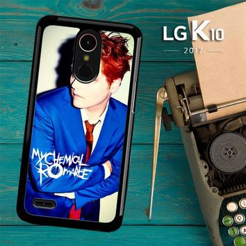 My Chemical Romance Gerard Z0266 LG K10 2017 / LG K20 Plus / LG Harmony Case