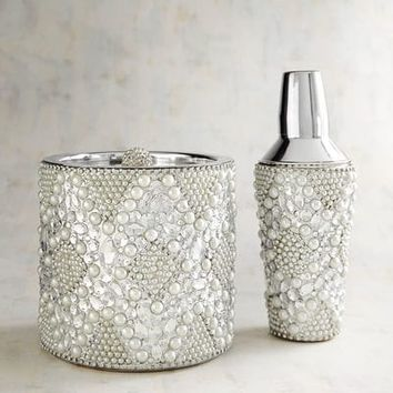 Bejeweled Bar Accessories