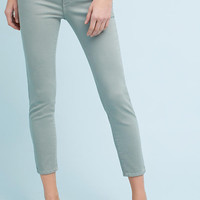 DL1961 Florence Instasculpt Mid-Rise Skinny Cropped Jeans