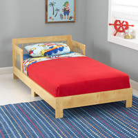 KidKraft Houston Toddler Bed - Natural  - 76246