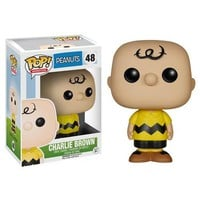 Peanuts Charlie Brown Pop! Vinyl Figure