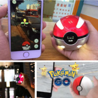 Pokemon Battery Power Bank with LED Light