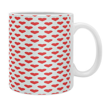 Allyson Johnson Hey Sweetheart Coffee Mug