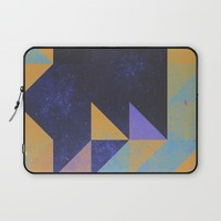 Comfort Zone Laptop Sleeve by duckyb
