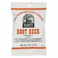 Claeys Root Beer Hard Candy Drops