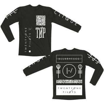 Emblem Long Sleeve - T-Shirts - Apparel