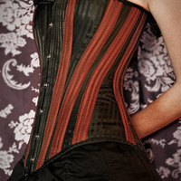 LILITH'S MYSTERIOUS WAYS DOUBLE BONED CORSET